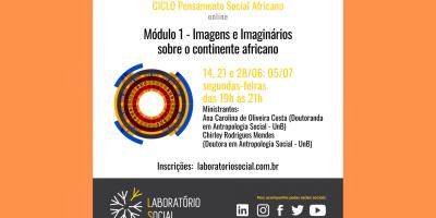 Módulo 1 (14/06 a 05/07) Imagens e Imaginários sobre o continente africano
